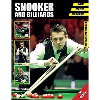 Snooker and Billiards - Skills - Tactics - Techniques (2nd Revised edi