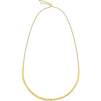 Calvin Klein Gold Tune Necklace Kj9mjn140100