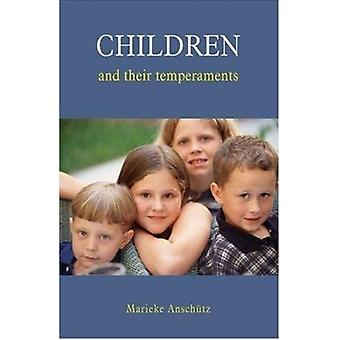 Enfants et leurs tempéraments par Marieke Anschutz - Polly Lawson-