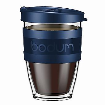 Bodum Joycup - Travel Mug - Double Walled - Plastic Body - Various Colours