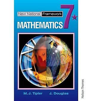 New National Framework Mathematics 7* Pupils' Book: 7 Star