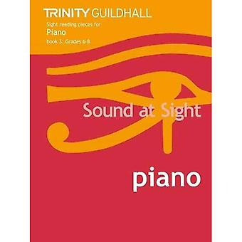 Sound at Sight Piano: Sample Sight Reading Tests for Trinity Guildhall Examinations