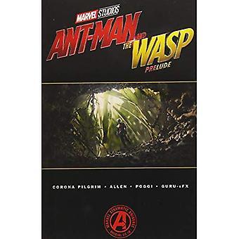 Ant-man della Marvel e il preludio della Vespa