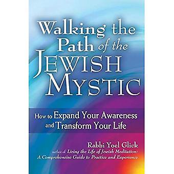 Går vägen av judiska mysticen: Hur att expandera din medvetenhet och förändra ditt liv