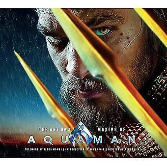 L'arte e la realizzazione di Aquaman