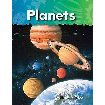 Planets - Neighbors in Space by William B Rice - 9781433314223 Book