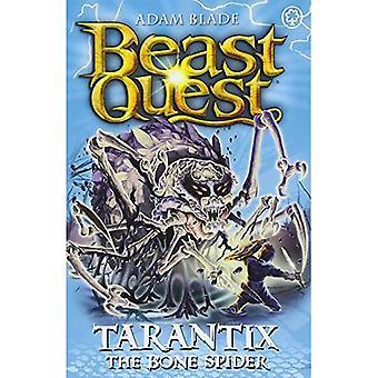 Beest Quest: Tarantix de bot spin: serie 21 boek 3 (Beast Quest)