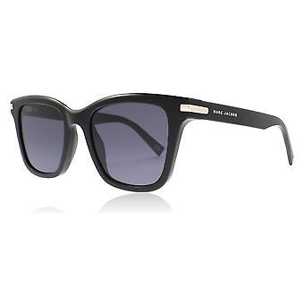 مارك جاكوبس 807IR MJ218/S الأسود نظارات مربع رمادي MJ218/S الفئة 3 حجم العدسة 50 مم