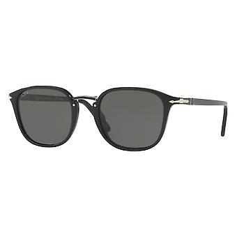 Persol 3186S wide black green