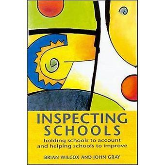 Inspecting Schools by Wilcox & B.