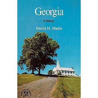 Georgia uma história bicentenária por Martin & Harold H.