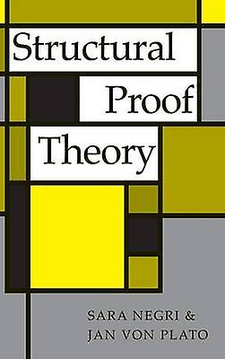 Structural Proof Theory by Negri & Sara