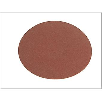 SELF ADHESIVE RED PSA 150 MM DISC 60G (PACK OF 25)