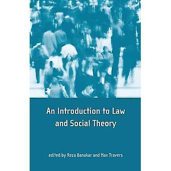 Teori och metod i SocioLegal forskning av Banakar & Reza