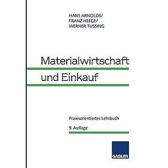 Einkauf Und materialwirtschaft par Arnolds & Hans