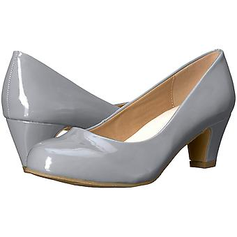 Journee Collection Womens Ann-P Round Toe Classic Pumps