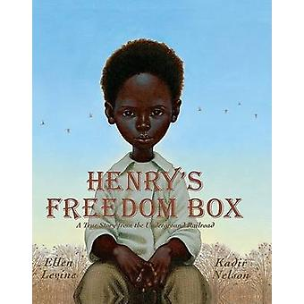 Henry's Freedom Box by Ellen Levine - 9780439777339 Book