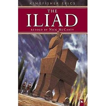 The Iliad by Nick McCarty - Victor G Ambrus - 9780753457221 Book