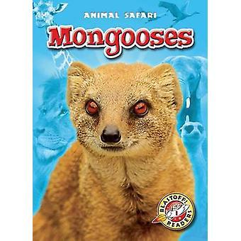Mongooses by Megan Borgert-Spaniol - 9781600149122 Book
