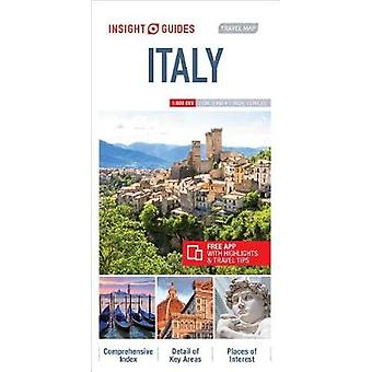 Insight Guides Travel Map Italy by Insight Guides - 9781786719379 Book