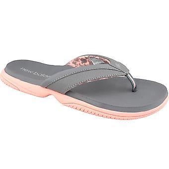 New Balance  W6090GRP Womens flip-flops
