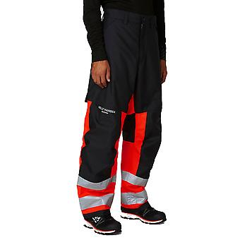 Helly Hansen Mens Alna Polyester Hi Vis Winter Work Trousers