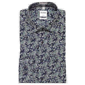 Olymp Green Shirt 1030 45