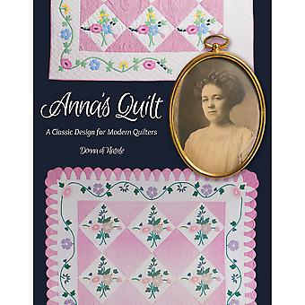Kansas City Star Publishing Anna's Quilt Kst 90408