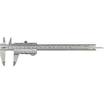 Pocket caliper 150 mm Helios Preisser Duo Fix 0190 501 DIN 862