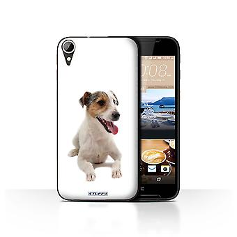 STUFF4 Case/Cover for HTC Desire 830/Jack Russell Terrier/Dog Breeds