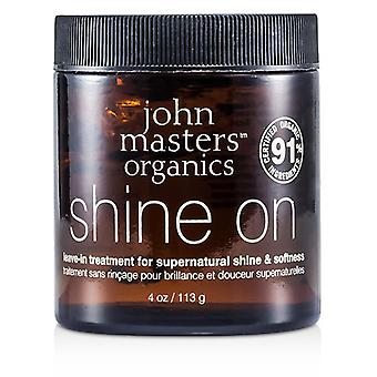 John Masters Organics Shine On 113g / 4 oz