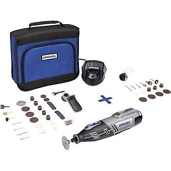 incl. rechargeables, incl. accessories, incl. bag 54-piece 10.8 V 1.3 Ah Dremel 8200-1/35+550 F0138200KT