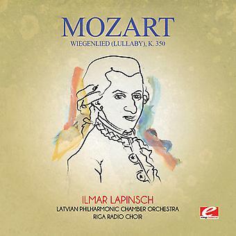 Mozart - Wiegenlied (canción de cuna) K. 350 USA importar