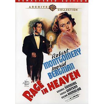 Raseri i himmelen (1941) [DVD] USA import