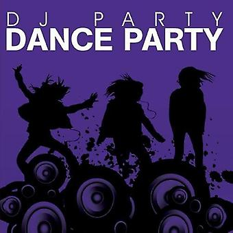DJ Party - Dance Party [CD] USA import