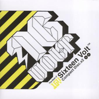 16 v - Best of 16 volts [CD] USA import