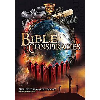 Bibelen konspirationer [DVD] USA importerer