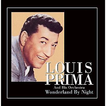 Louis Prima - Eventyrland af natten [CD] USA import