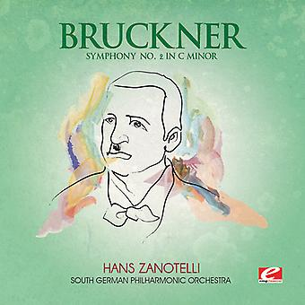 A. Bruckner - Bruckner: Sinfonía nº 2 en la importación de los E.e.u.u. do menor [CD]