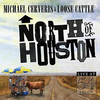 Cerveris, Michael/løs kvæg - nord for Houston: Live på 54 nedenfor [CD] USA import