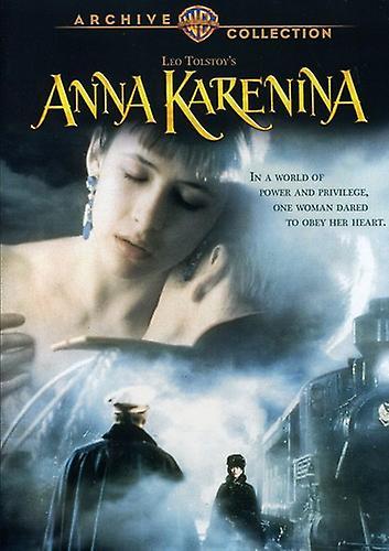 Anna Karenina (1997) [DVD] USA import