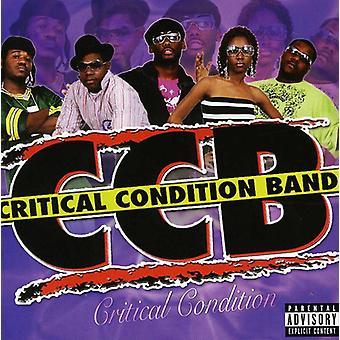 CCB (kritiske tilstand bandet) - kritisk tilstand [CD] USA import