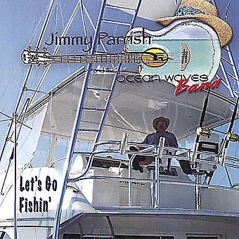 Jimmy Parrish - Let's Go Fishin ' [CD] USA import