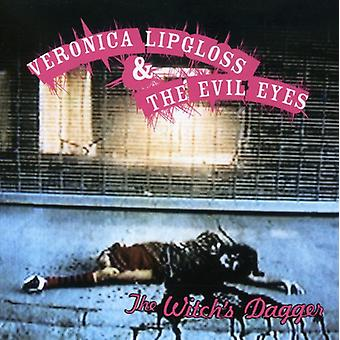 Veronica Lipgloss & onde øjne - Witch's Dagger [CD] USA importerer