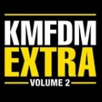 Kmfdm - Kmfdm: Vol. 2-Extra [CD] USA import