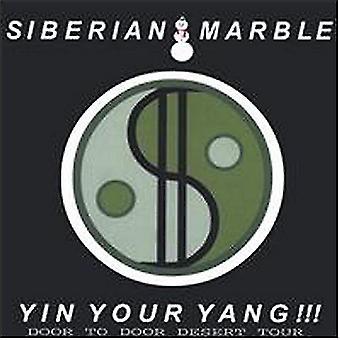 Sibirische Marmor - Yin Ihr Yang! Tür-zu-Tür-Wüstentour [CD] USA importieren