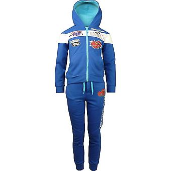 Boys Disney Carsning McQueen Tracksuit Jogging Suit EP1214