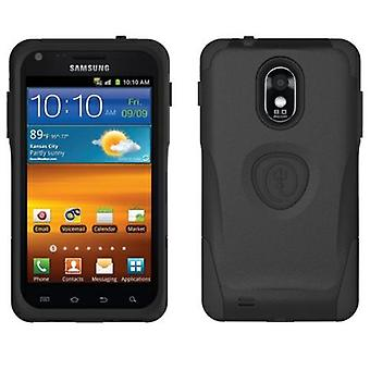 Trident Aegis tilfældet for Samsung Epic Touch 4G D710, Galaxy S II R760 (sort)