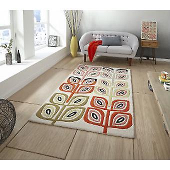 Inaluxe IX04 rechthoek tapijten Funky tapijten