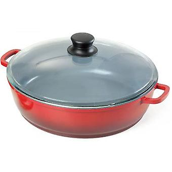 Oroley Eco Fundis Low Casserole 24 Cm